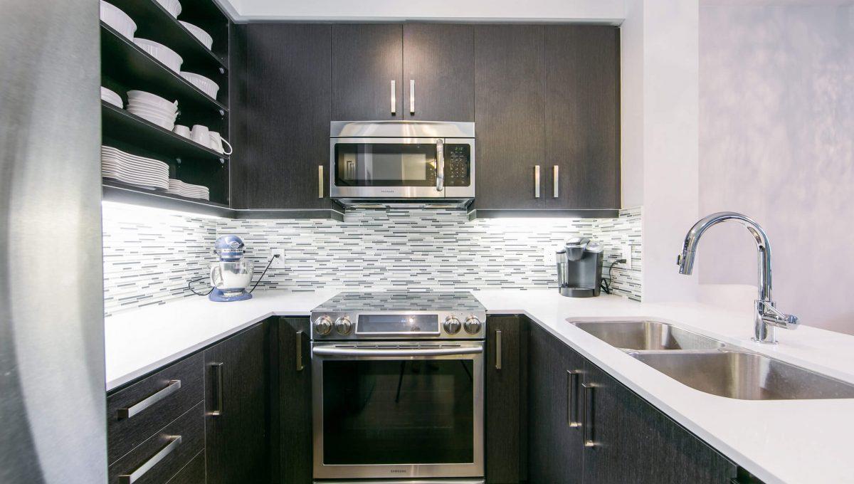 106-55 Oneida Cres - Kitchen