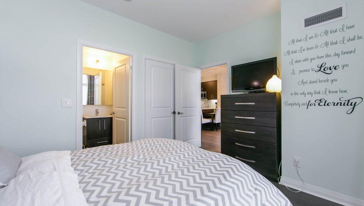106-55 Oneida Cres - Master bedroom