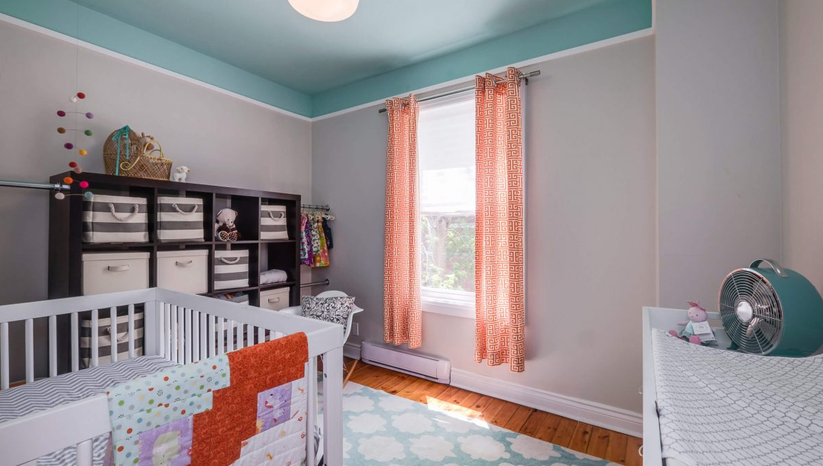 106 Sumach St - Bedroom