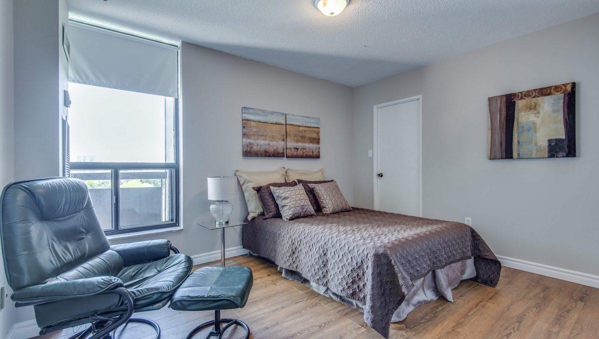 1206-75 Graydon Hall - Bedroom