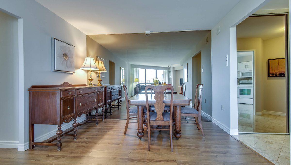 1206-75 Graydon Hall - Dining room