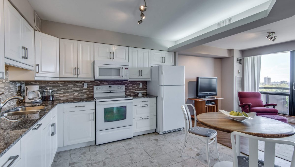 1206-75 Graydon Hall - Kitchen