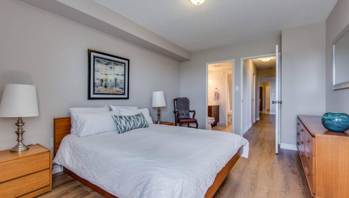 1206-75 Graydon Hall - Master bedroom