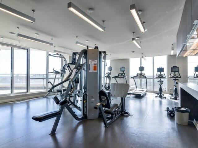 59 Annie Craig Dr - Gym