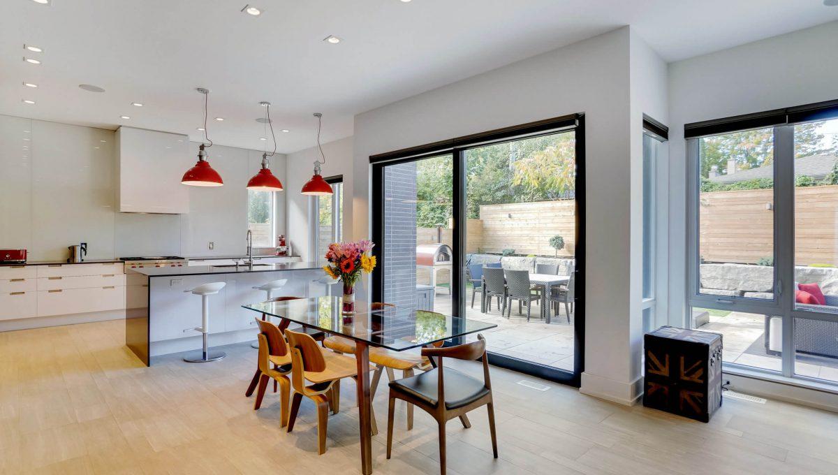10 Valliere Place - Kitchen Area