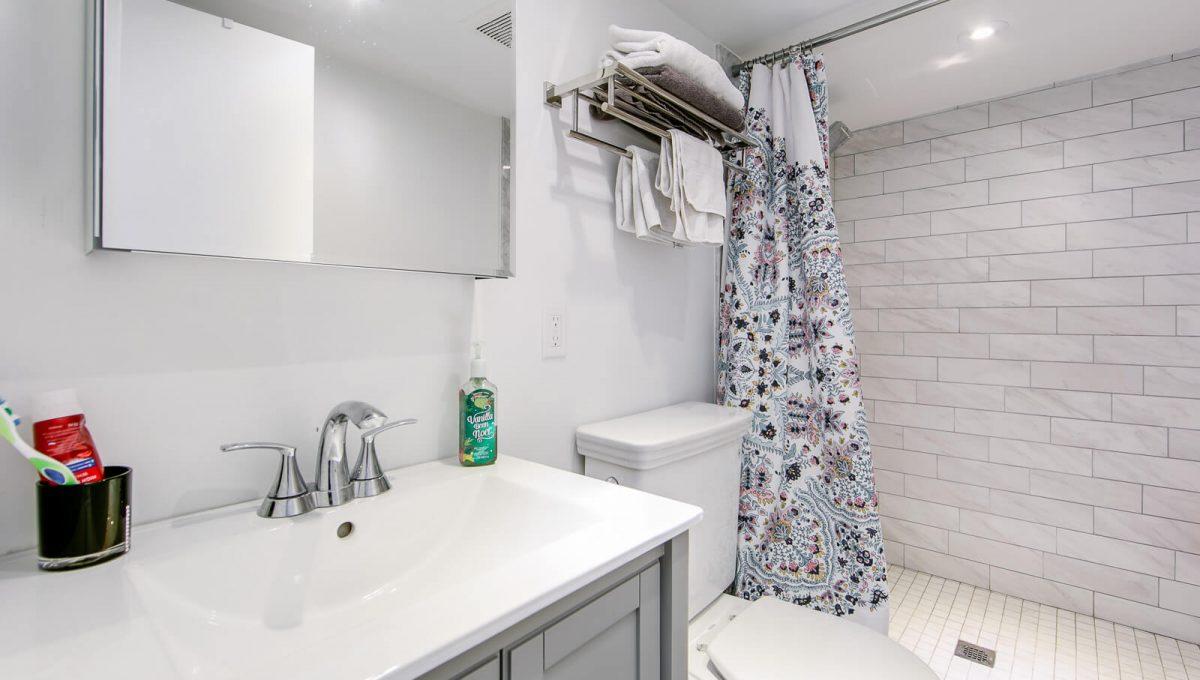 166 Winona Dr - Basement washroom