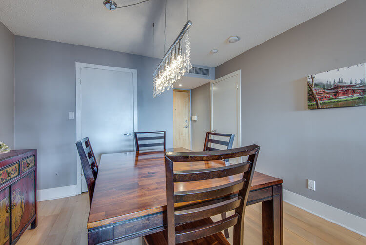 216-550 Queens Quay W - Dining room