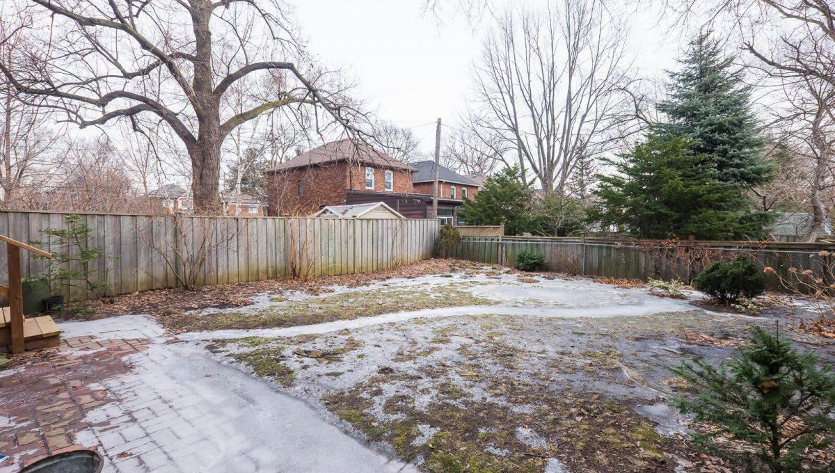 217 Hanna Rd - Backyard