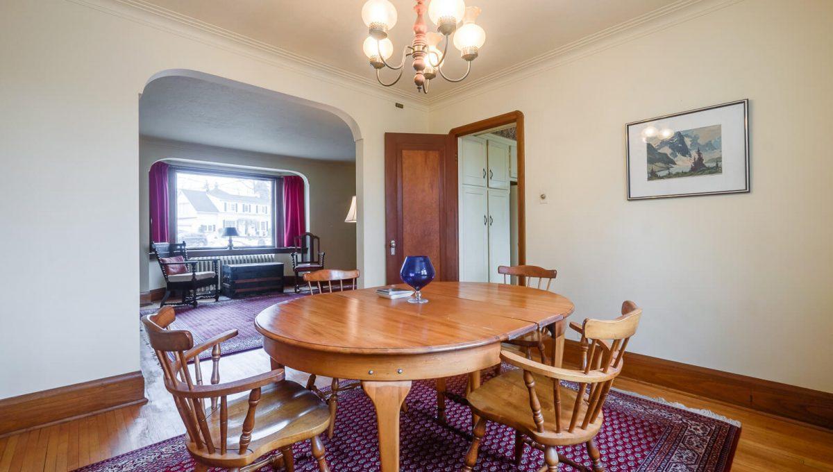 217 Hanna Rd - Dining room