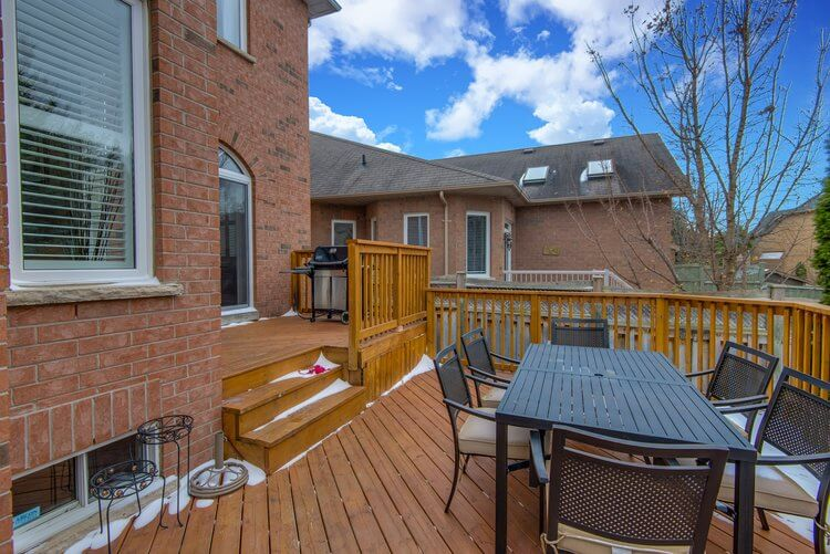 24 Cottontail Ave - Back patio