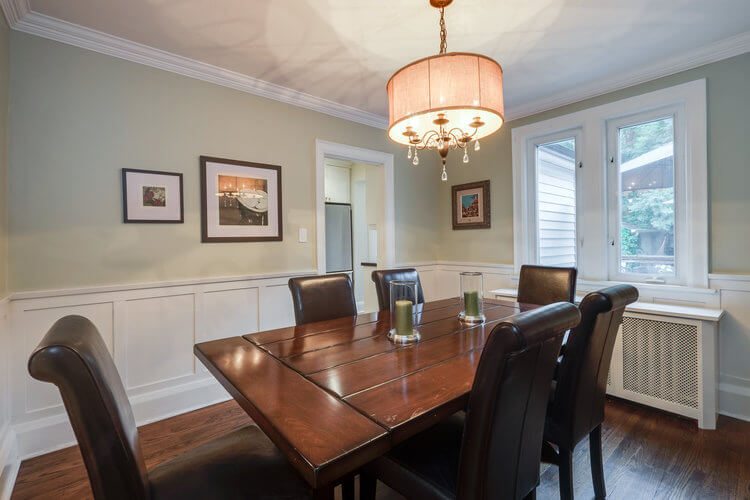 31 McNairn Ave - Dining room