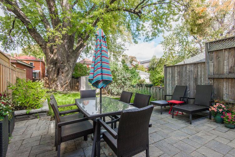310 Cranbrook Ave - Backyard