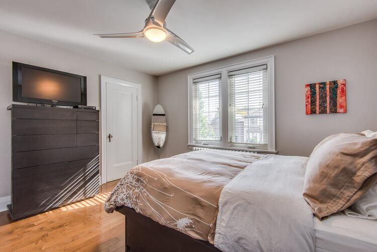 310 Cranbrook Ave - Master bedroom