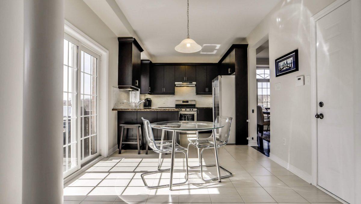 399 Marc Santi Blvd - Kitchen and breakfast table