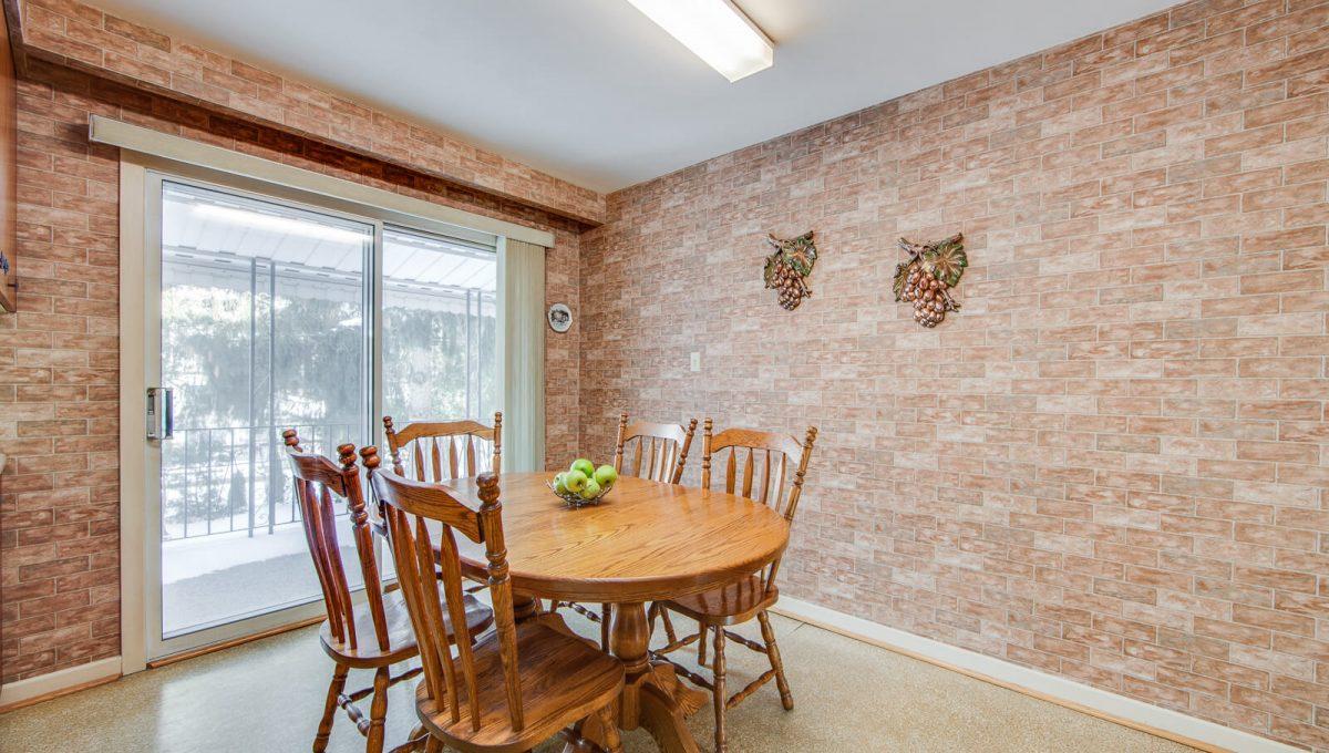 4 Argonne Cres - Dining room