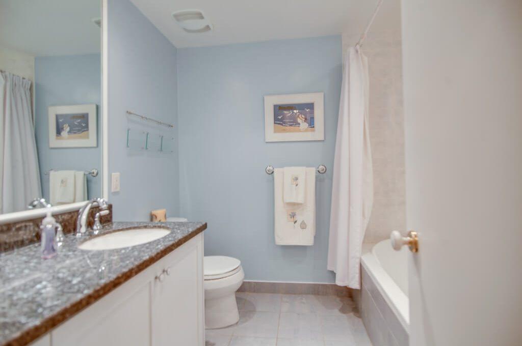 42 Skyview Cres - Basement bathroom