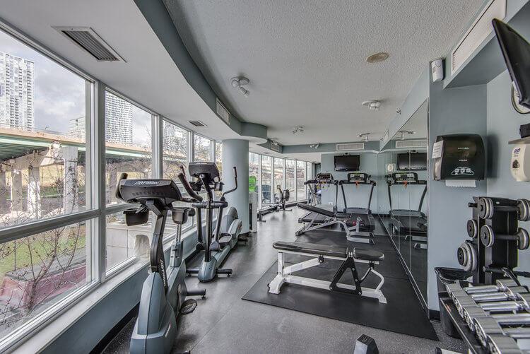 550 Queens Quay W - Gym