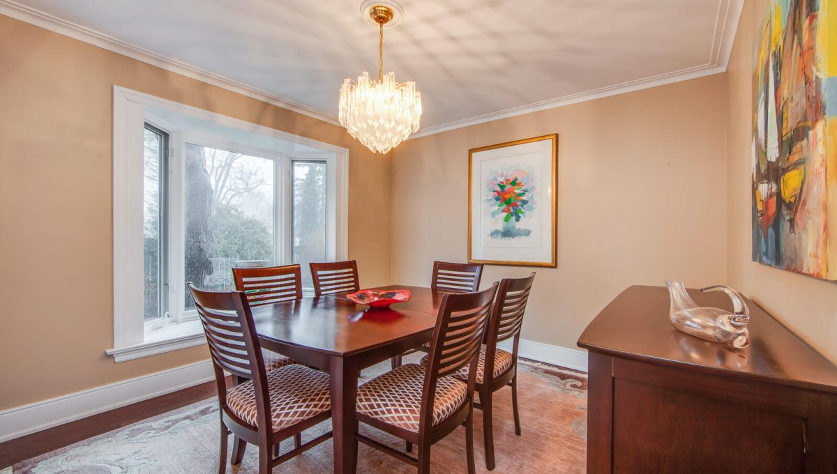 8 Boldmere Cres - Dining room