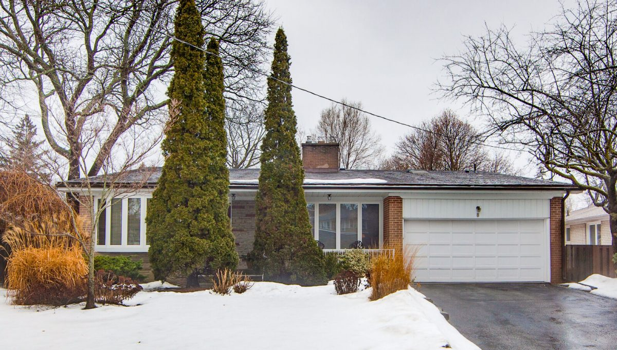 8 Boldmere Cres - Front
