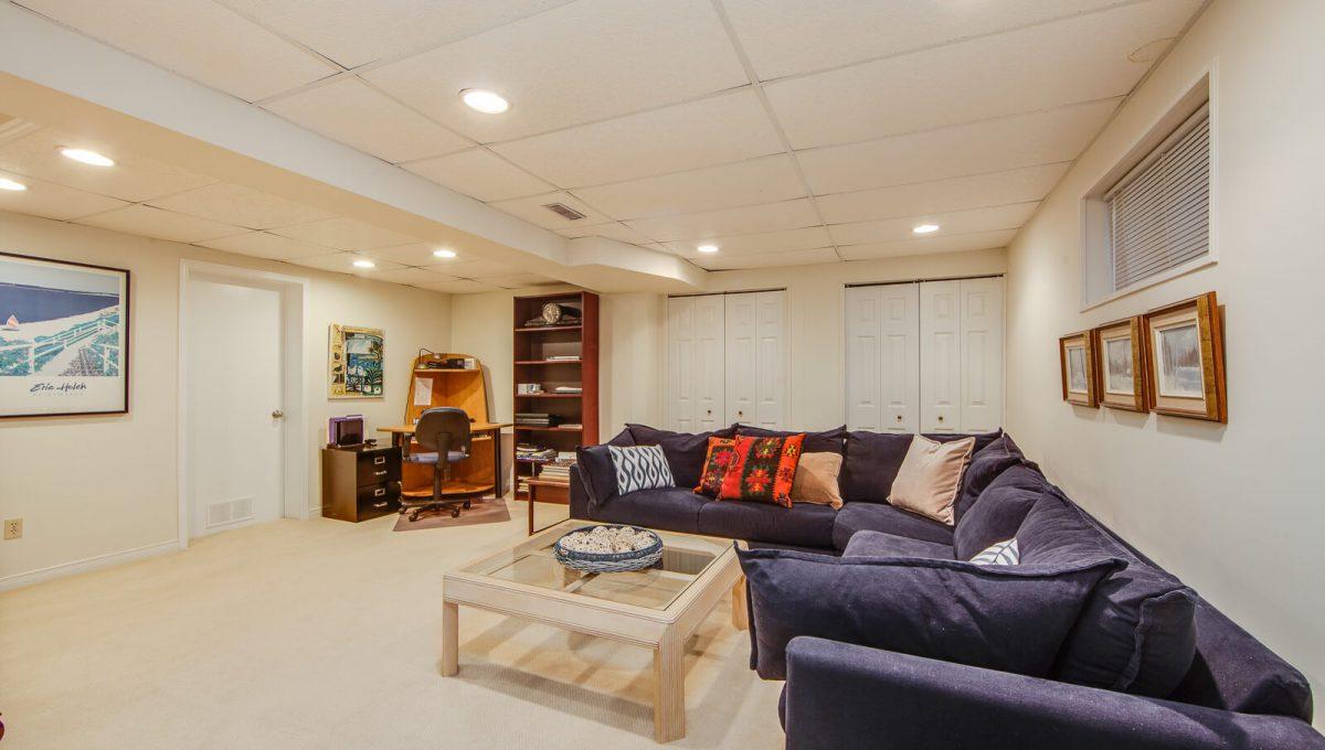 8 Boldmere Cres - Rec room
