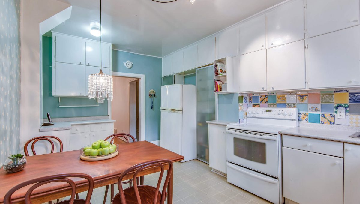 94 Curzon St - Kitchen