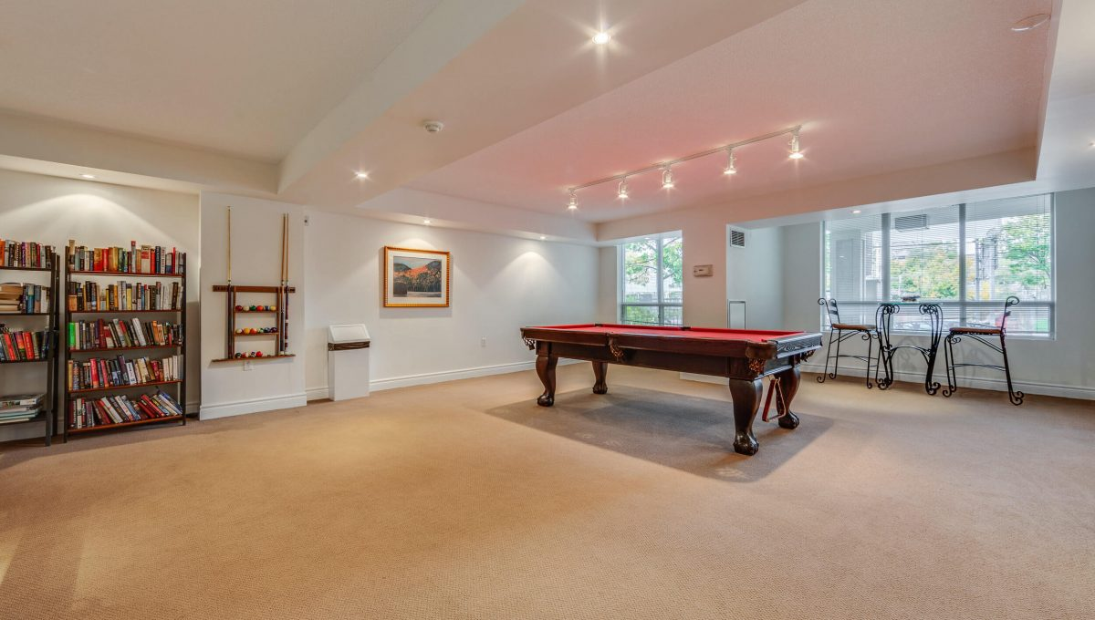 188 Redpath Avenue - Party room