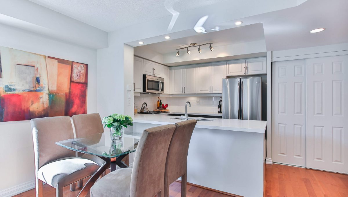 409-188 Redpath Avenue - Dining