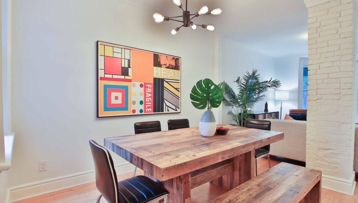 63 De Grassi Street - Dining Room