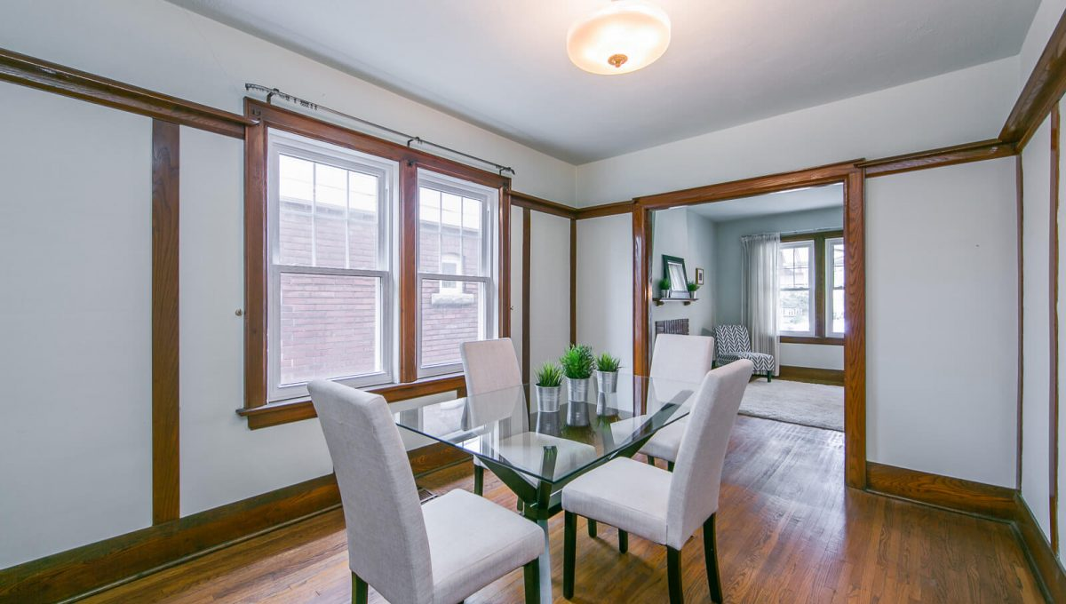117 Linsmore Crescent - Dining Room