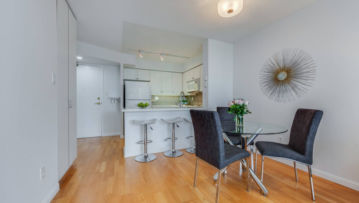 505-188 Redpath Avenue - Dining Room