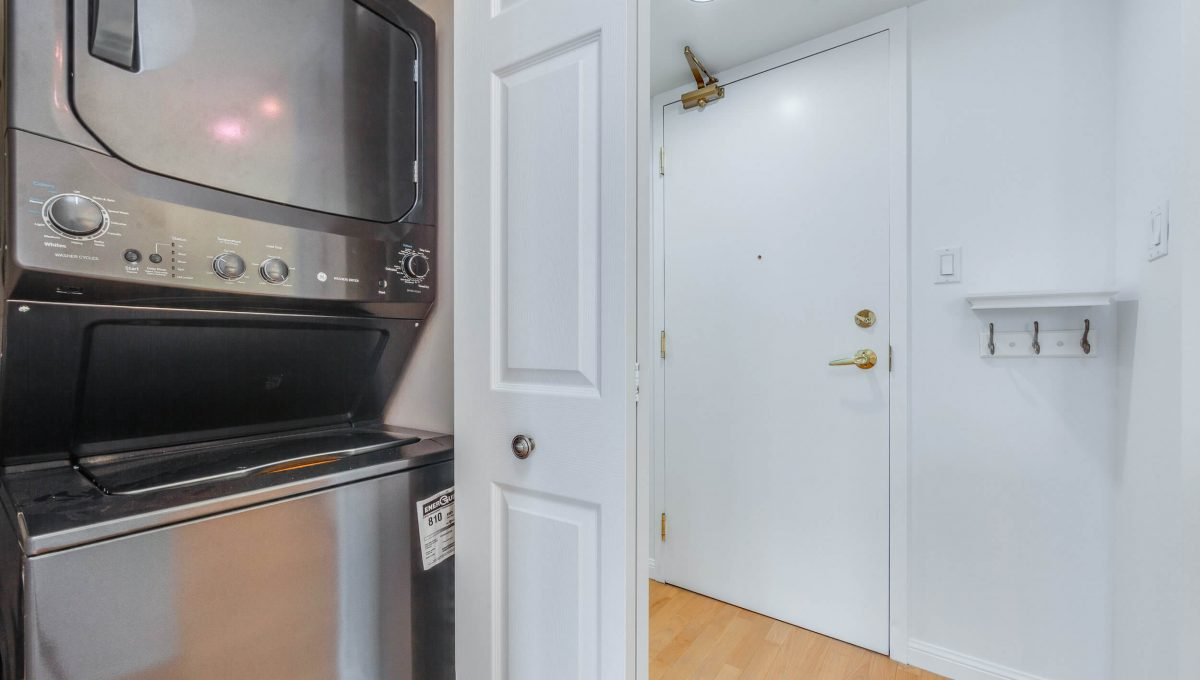 505-188 Redpath Avenue - Laundry