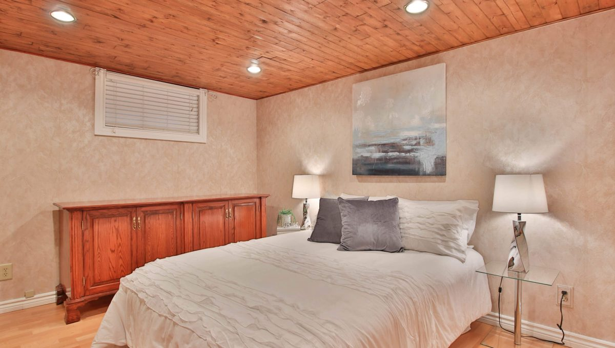 51 Sawley Drive - Basement Bedroom