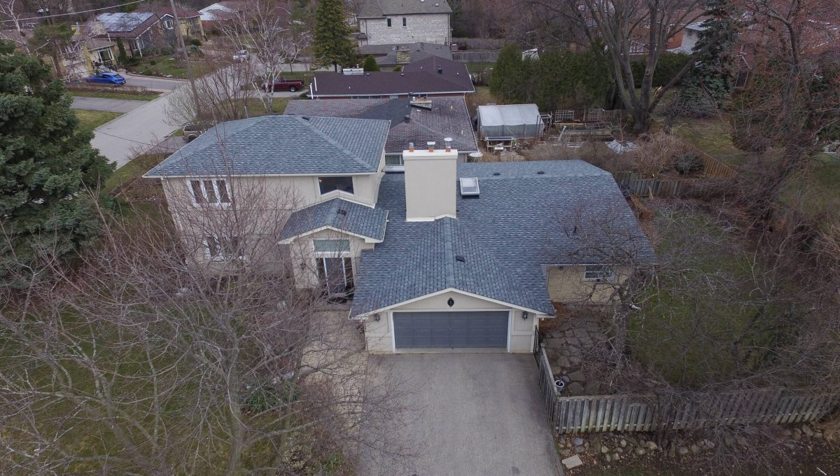 1 Michigan Dr - Drone view