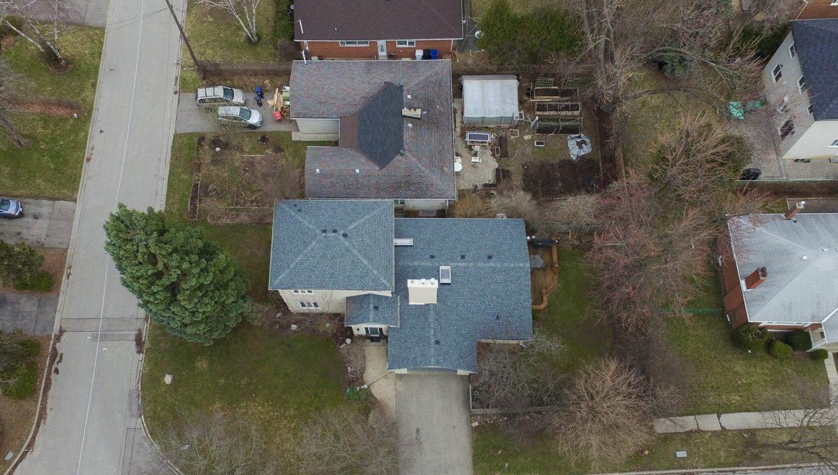 1 Michigan Dr - Aerial view