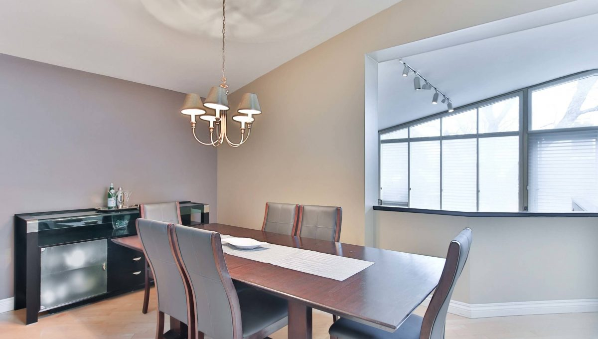 1 Michigan Dr - Dining room