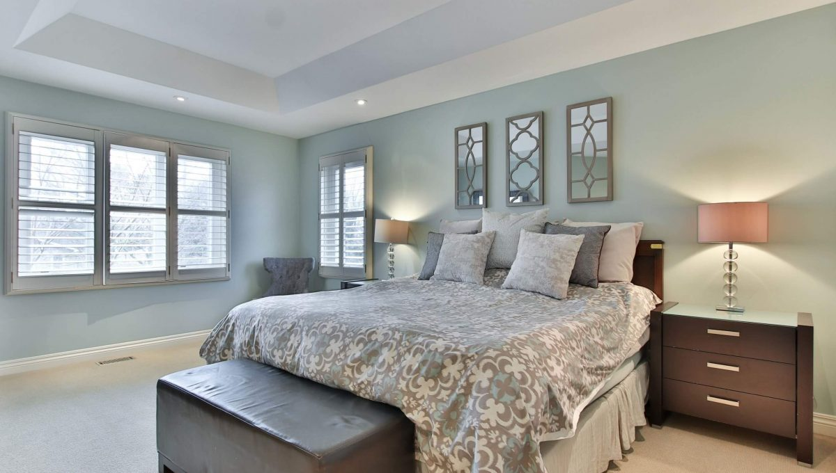 1 Michigan Dr - Master bedroom