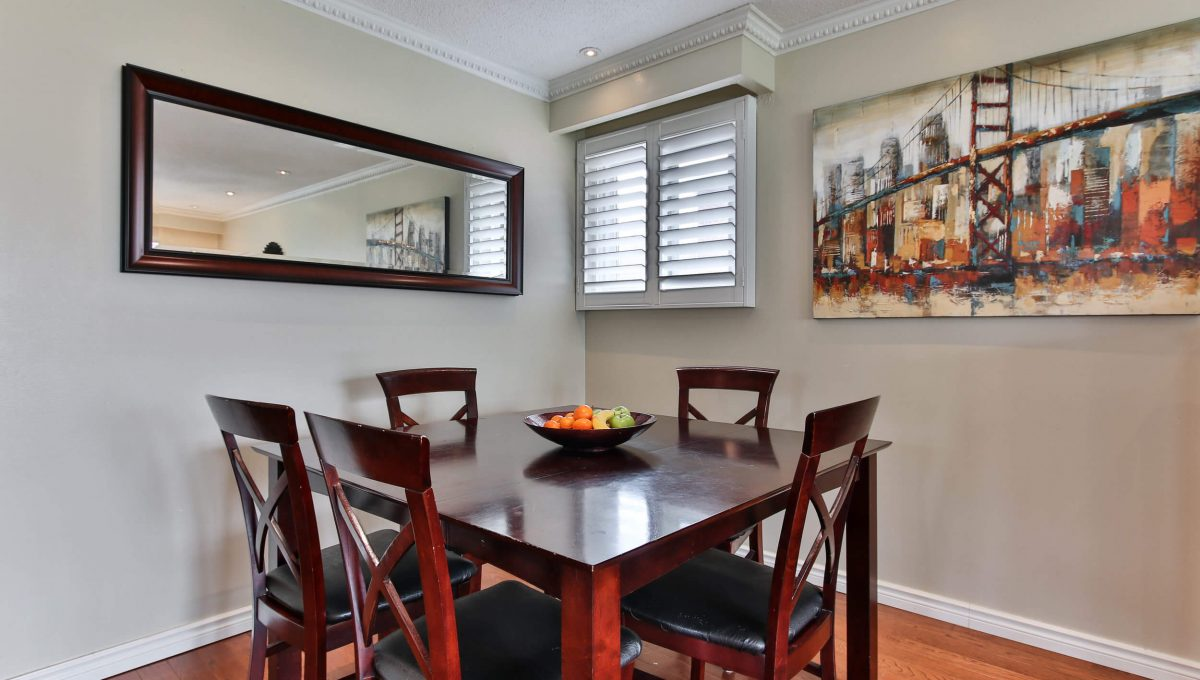 25 Allview Crescent - Dining room