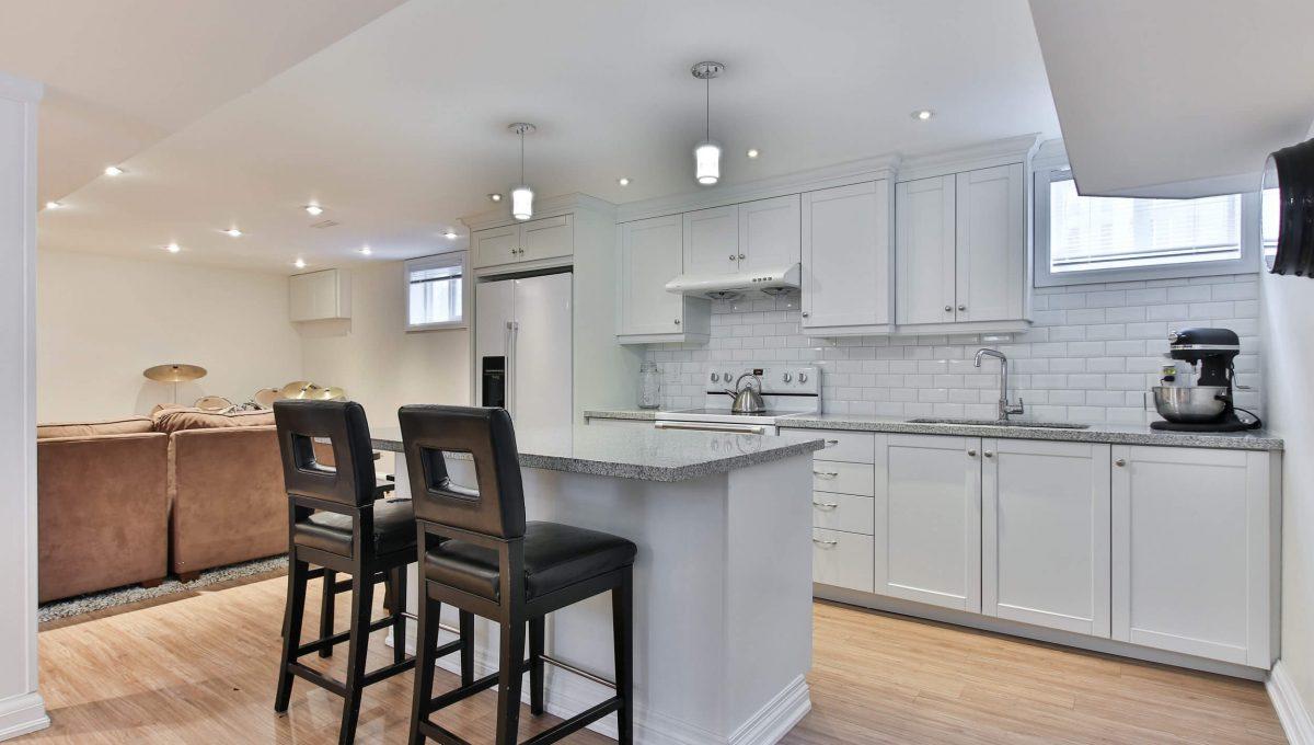 25 Allview Crescent - Kitchen