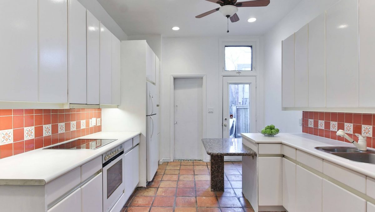 40 Boulton Ave - Kitchen