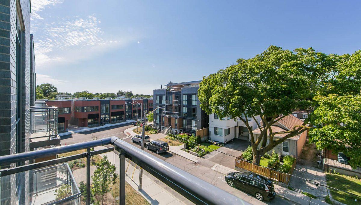 403-57 Macaulay Ave - Rooftop views