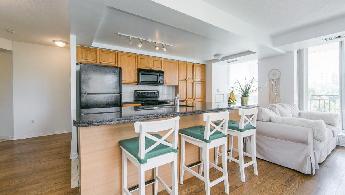 513-300 Balliol St - Kitchen
