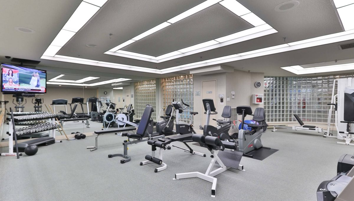 710 - 3800 Yonge St - Gym