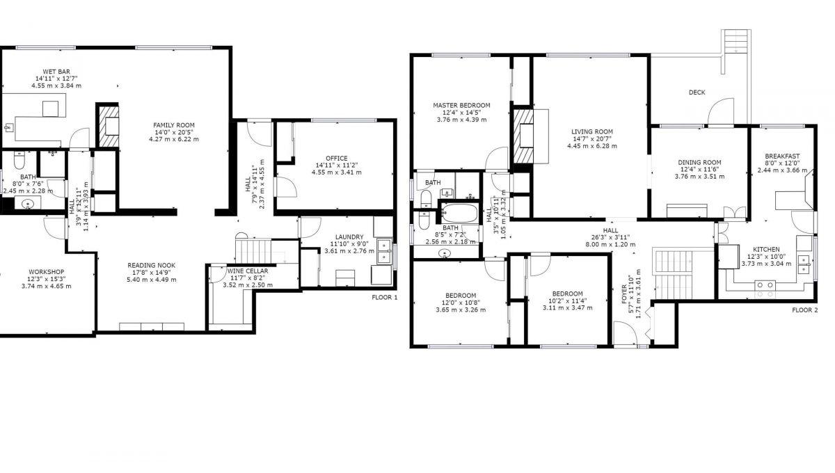 9 Restwell Cres - Floor plan