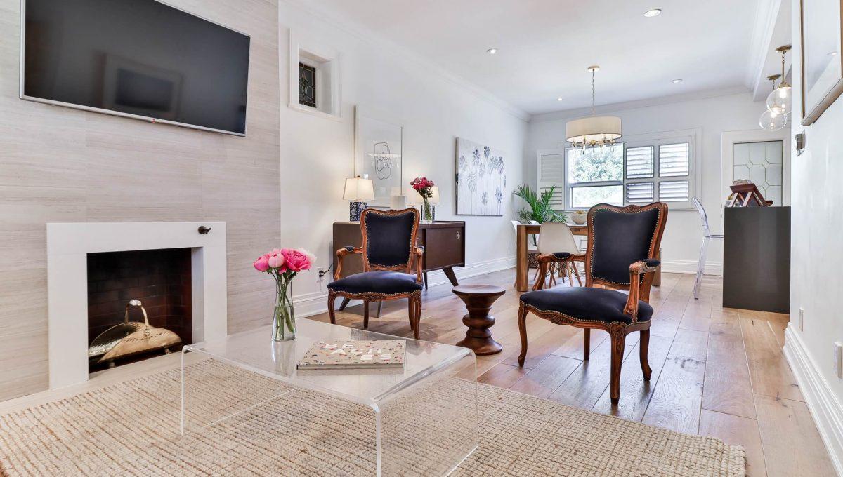 96 Maplewood_Living Room