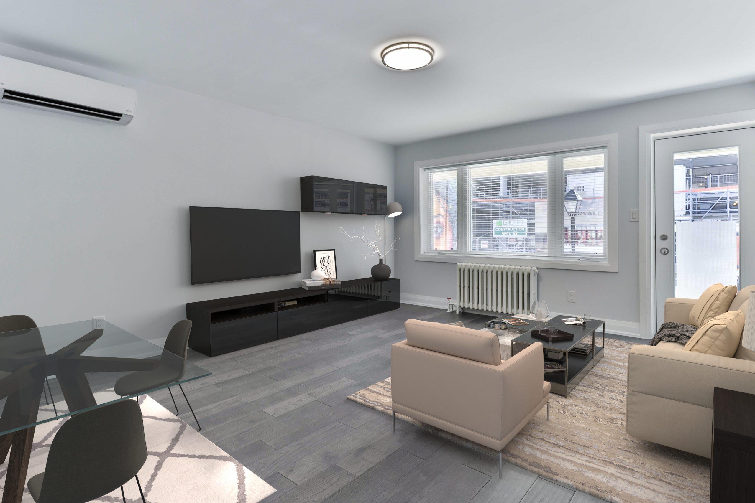 880 College St – Main Floor