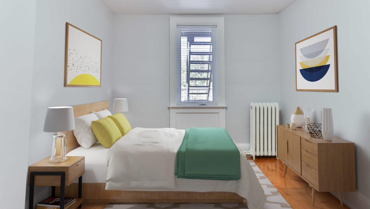 29_2ndUnit - bedroom