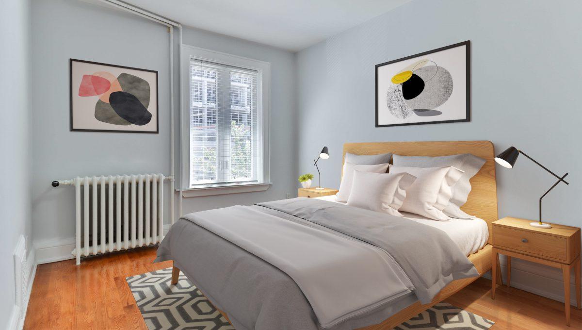 34_2ndUnit - bedroom