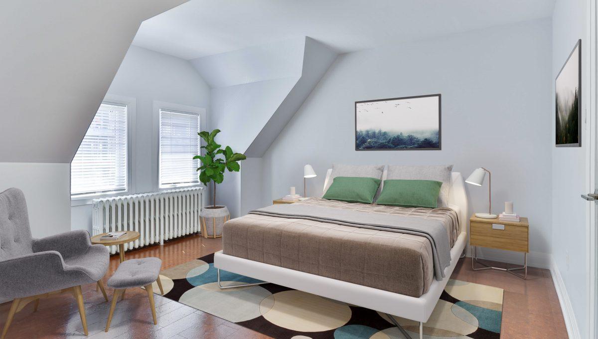 58_3rdUnit - bedroom